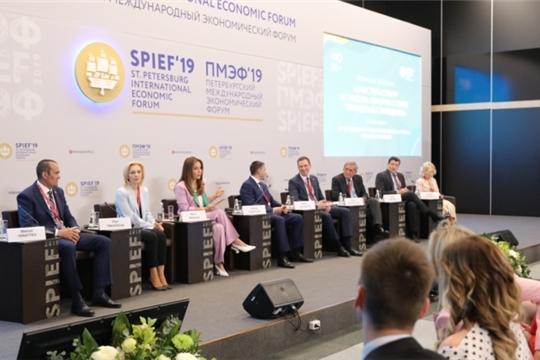 ПМЭФ-2019: Министр природных ресурсов и экологии РФ Дмитрий Кобылкин назвал Чувашию в числе регионов-лидеров по внедрению новой модели обращения с ТКО