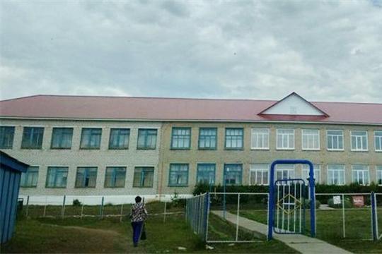К новому учебному году - новая крыша