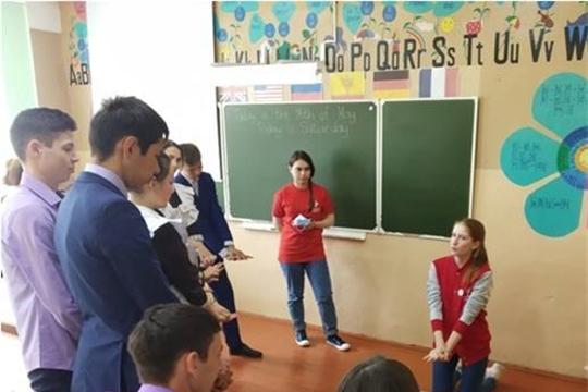 В пришкольных лагерях Яльчикского района проводятся профилактические занятия по безопасности на воде