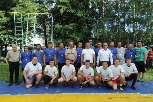 В канун Дня Республики в деревне Малая Таяба прошел большой спортивный праздник