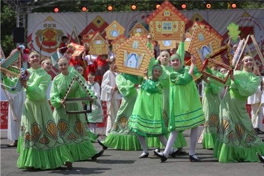 В Алатырском районе Чувашии отметили День Республики