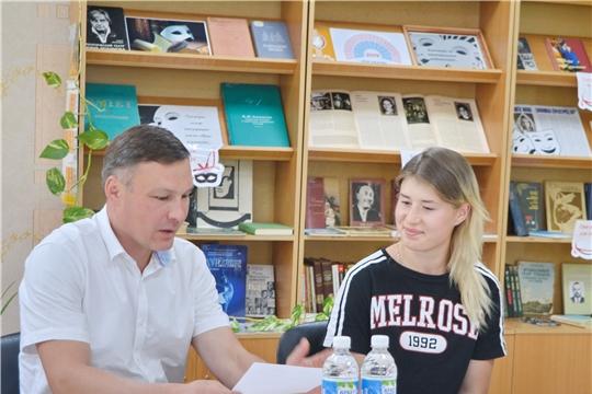 В общественной приемной партии «Единая Россия» Яльчикского района проведен прием граждан по личным вопросам