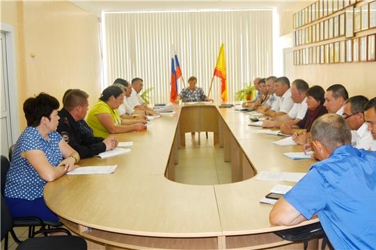 Состоялось заседание Совета по противодействию коррупции в Яльчикском районе