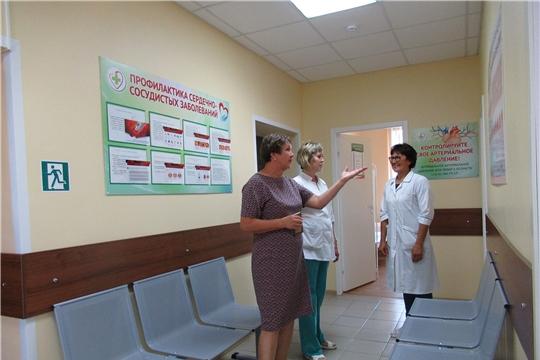 Сельскому населению - качественная медицинская помощь