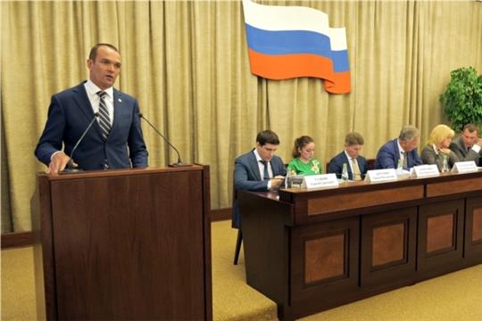 Михаил Игнатьев предложил распространить программу «земский учитель» на тренеров по физической культуре и спорту