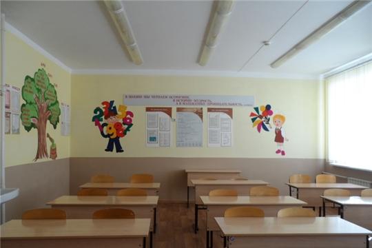 """Навстречу новому учебному году: в МБОУ """"Байдеряковская ООШ"""" закончились ремонтные работы"""