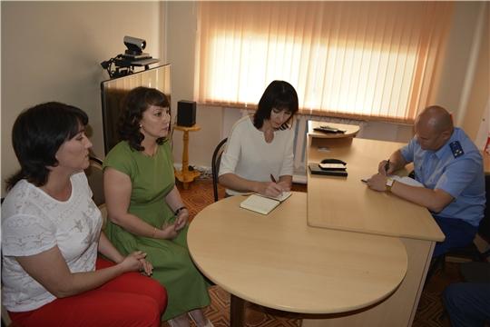 Прокуратура Яльчикского района провела прием граждан по вопросам соблюдения законодательства в сфере жилищно- коммунального хозяйства