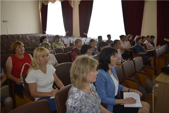 Фонд социального страхования Российской Федерации по Чувашской Республике – Чувашии провел семинар для страхователей.