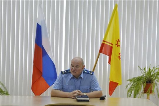 Прокуратурой Яльчикского района проведен прием граждан по вопросам соблюдения законодательства в сфере жилищно - коммунального хозяйства