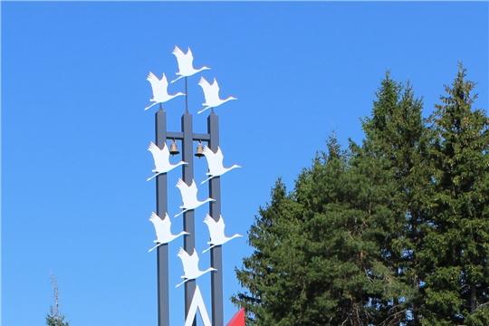 В Шемалаково открыли памятник героям-односельчанам