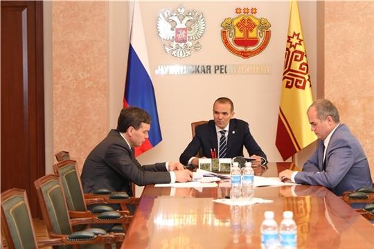 Михаил Игнатьев: «550-летие Чебоксар должно остаться в памяти как историческое событие»