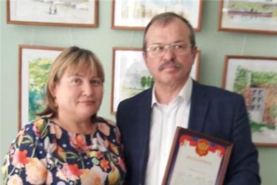 В национальной библиотеке Чувашской Республики открылась выставка картин Ардалиона Теллина