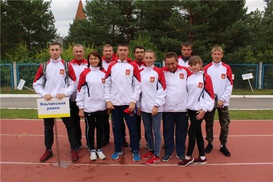 Прошли Всероссийские соревнования по кроссу памяти заслуженного мастера спорта СССР Ардалиона Игнатьева