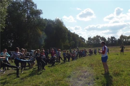 В селе Лащ-Таяба состоялось спортивное мероприятие памяти спортсменов-односельчан