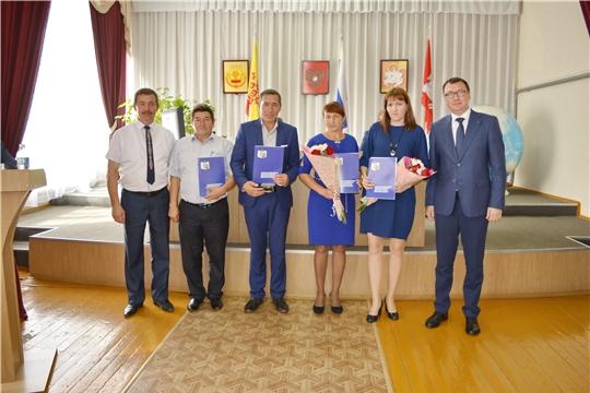 Прошла районная отчетно-выборная профсоюзная конференция работников образования Яльчикского района