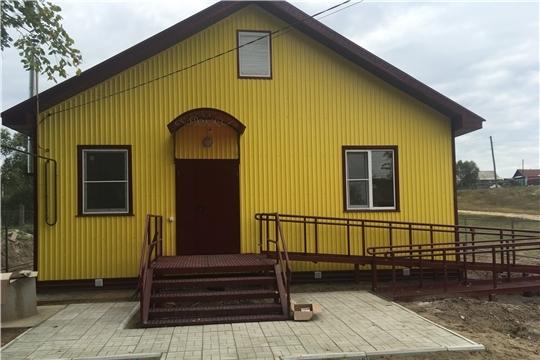 В районах Чувашской Республики введены в эксплуатацию 12  фельдшерско-акушерских пунктов