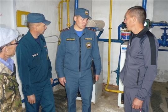 День профилактики пожаров прошел в Большеяльчикском сельском поселении