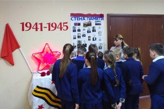 Стена памяти в Чурачикском СДК