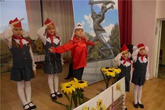 Коллектив 2а класса  СОШ п.Опытный - победитель межрегионального конкурса видеороликов «Наш маленький театр»