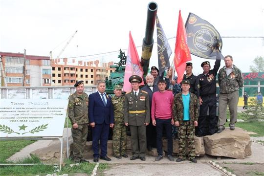 В Цивильском районе продолжаются мероприятия в рамках празднования Дня Победы