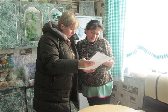 В новогодние праздники на территории Алатырского района прошли межведомственные рейды в рамках акции «Безопасность детства»