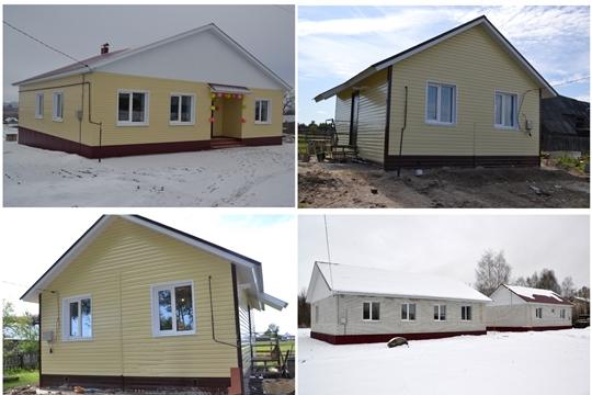 Ввод жилья в Алатырском районе за 2019 год