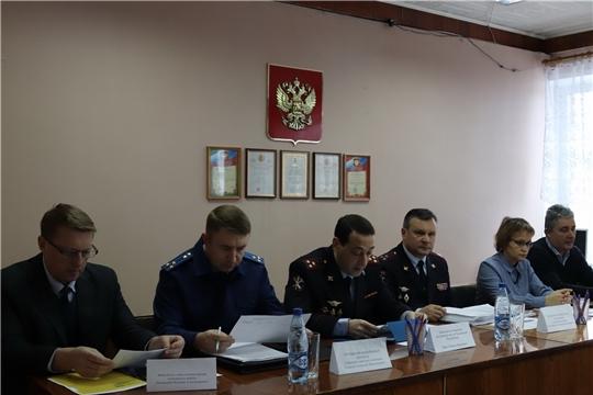 Подведены итоги оперативно-служебной деятельности МО МВД России «Алатырский» за 2019 год