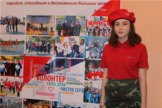 Дарья Кузина – стипендиат Главы Чувашской Республики за особую творческую устремленность