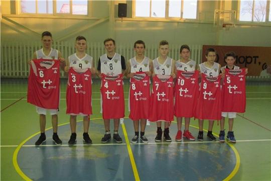 Баскетболисты района приняли участие в республиканском этапе Школьной баскетбольной лиги