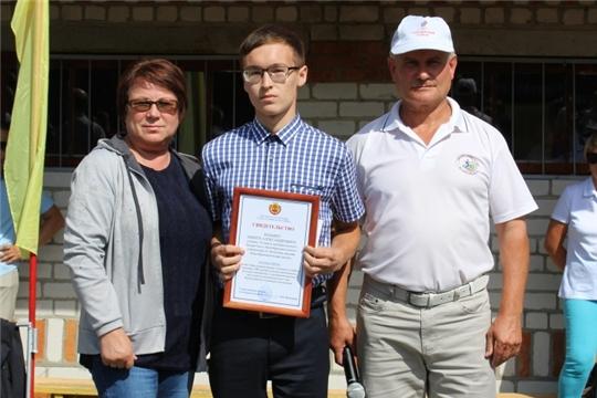 Ученик Сойгинской средней школы - призёр всероссийской олимпиады по физике