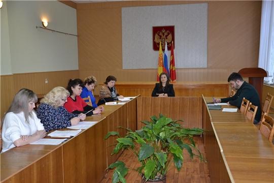 В Алатырском районе состоялось заседание санитарно – противоэпидемической комиссии