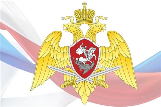 Управление Росгвардии по Чувашской Республике: мероприятия по изъятию добровольно сдаваемых гражданами незарегистрированных предметов вооружения