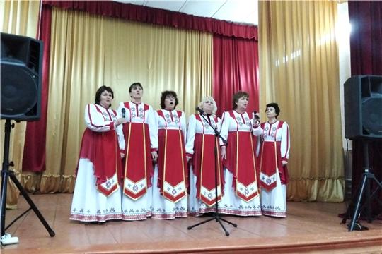 В Алатырском районе состоялись концертные программы в рамках «Марафона 100-летия»