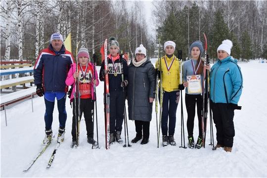 В Алатырском районе состоялось открытие зимнего спортивного сезона
