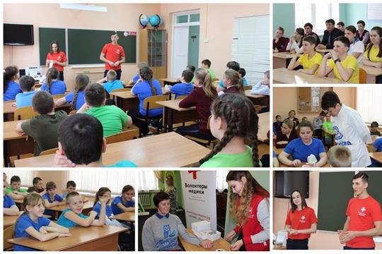 Волонтеры приглашают жителей Алатырского района на марафон здорового образа жизни