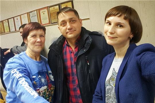 Волонтеры Алатырского района встретились с активистами отряда «Лиза Алерт»