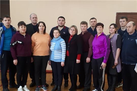 На базе МБОУ «Кувакинская СОШ» состоялось заседание районного методического объединения учителей физической культуры
