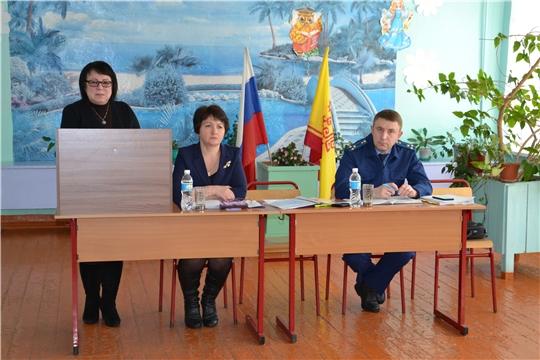 В Алатырском районе начались отчеты глав сельских поселений за 2019 год