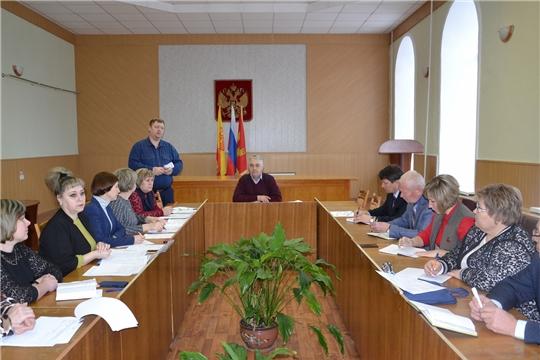 Состоялось расширенное заседание Совета управления образования