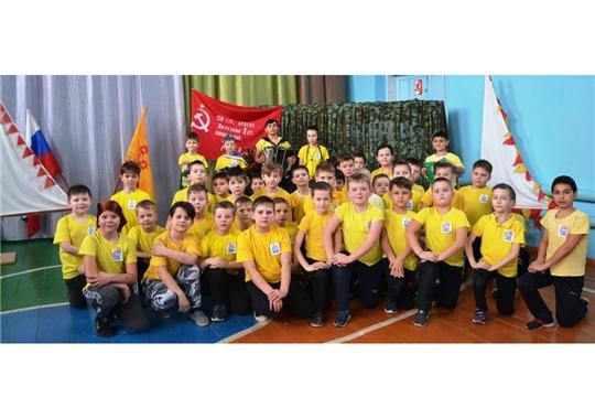 «Бой кораблей» в МБОУ «Чуварлейская СОШ»