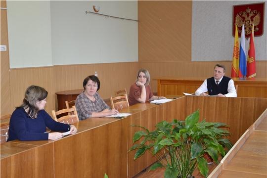 Состоялось заседание районной комиссии по контролю за потреблением алкоголя