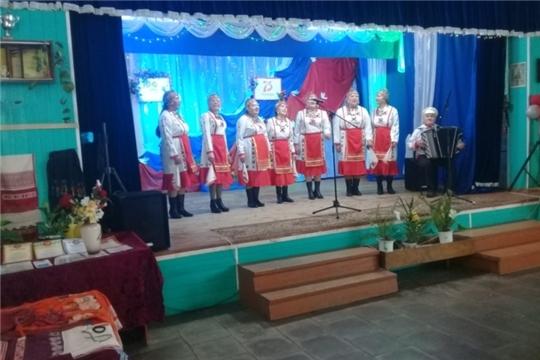 Артисты Сойгинского сельского Дома культуры продолжают гастрольную деятельность