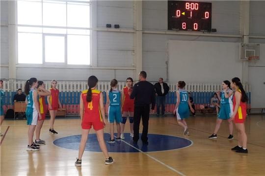 Баскетболисты района завершили выступления в первенстве республики по баскетболу