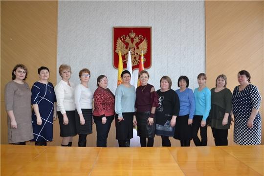 Состоялось очередное заседание Совета Алатырской районной организации профсоюза образования