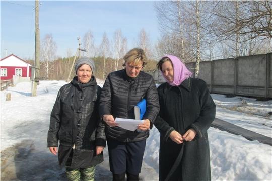 Единый День безопасности на территории Алатырского района