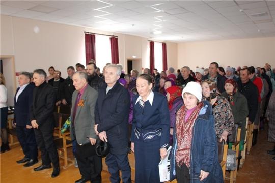 В Новоайбесинском сельском поселении состоялась презентация Книги памяти участников ВОВ - уроженцев Новоайбесинского сельского Совета