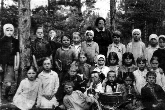 Дети войны Алатырского района