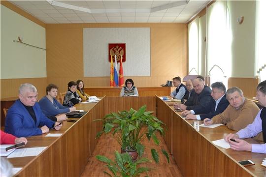 Состоялось внеочередное заседание санитарно-противоэпидемической комиссии