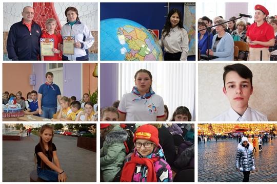 Лучшие учащиеся школ Алатырского района - стипендиаты депутатов Государственного Совета Чувашской Республики