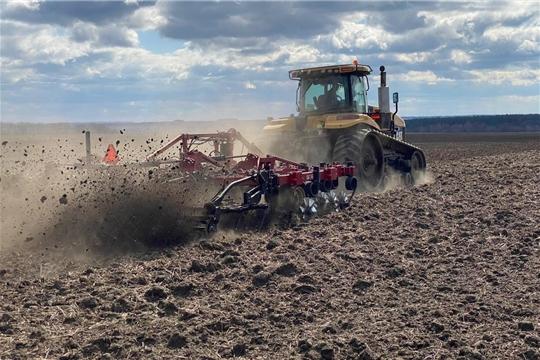 Аграрии района приступили к подготовке почвы под сев яровых